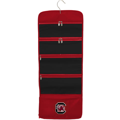 South Carolina Gamecocks Travel Hanging Organizer - Charm14
