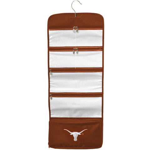 Texas Longhorns Travel Hanging Organizer - Charm14