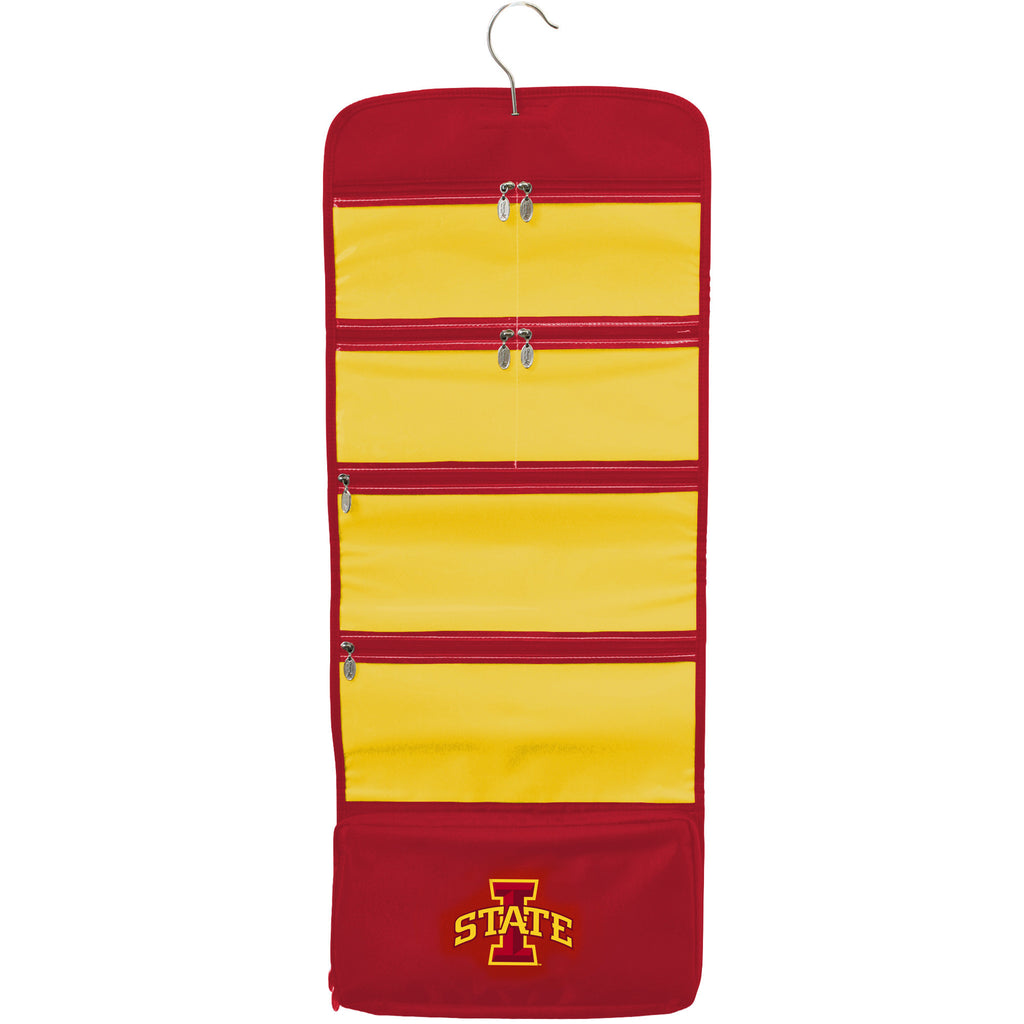 Iowa State Cyclones Travel Hanging Organizer