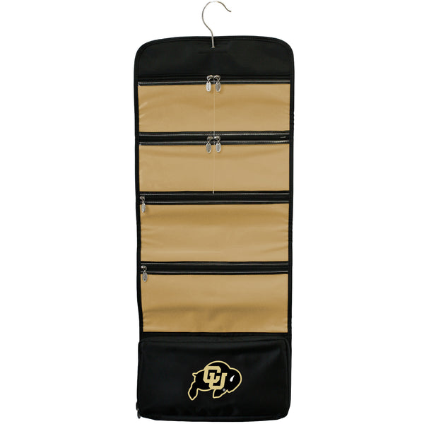Colorado Buffaloes Travel Hanging Organizer - Charm14