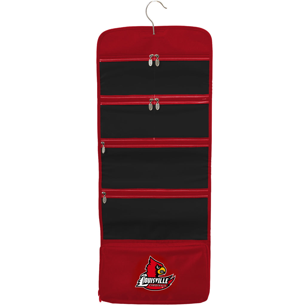 Louisville Cardinals Travel Hanging Organizer - Charm14