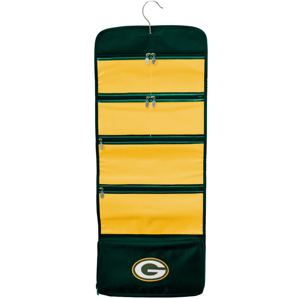 Green Bay Packers Travel Hanging Organizer - Charm14