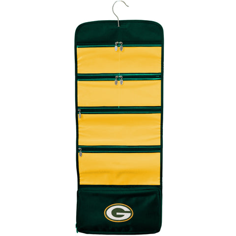 Green Bay Packers Travel Hanging Organizer