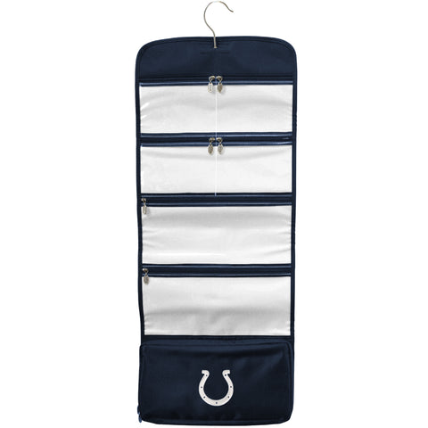 Indianapolis Colts Travel Hanging Organizer