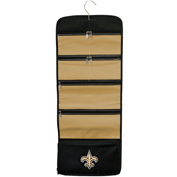 New Orleans Saints Travel Hanging Organizer - Charm14