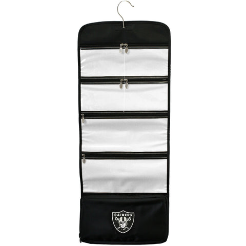 Oakland Raiders Travel Hanging Organizer