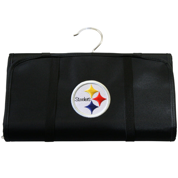 Pittsburgh Steelers Travel Hanging Organizer - Charm14