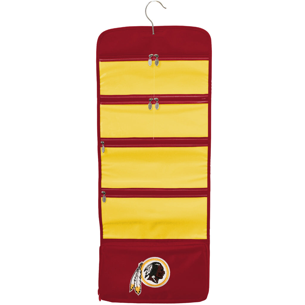 Washington Redskins Travel Hanging Organizer