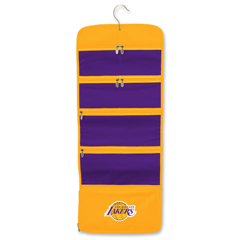 Los Angeles Lakers Travel Hanging Organizer