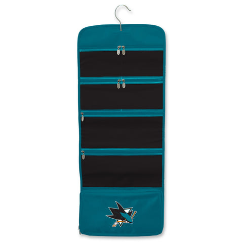 San Jose Sharks TRAVEL HANGING ORGANIZER - Charm14