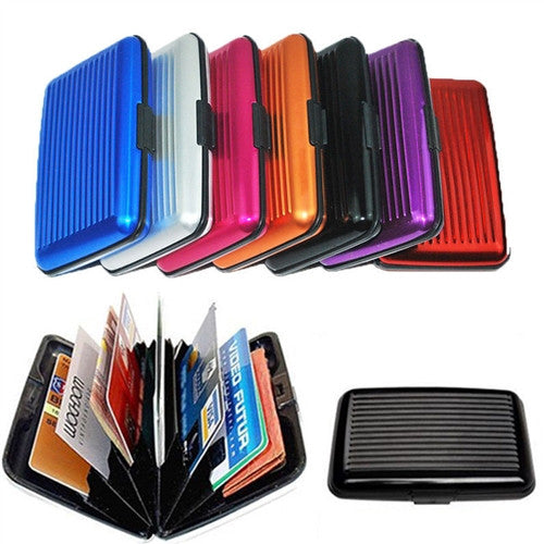 Credit Card RFID Protector Wallet - Charm14