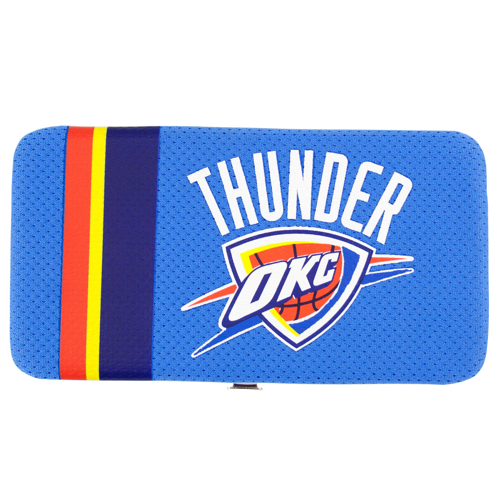 Oklahoma City Thunder - Shell Mesh Wallet - Charm14