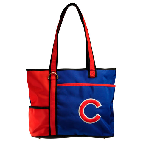 MLB Tote Bag-Embroidered Logo-All Teams Available - Charm14