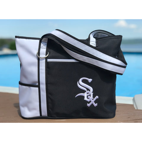 Chicago White Sox Carryall Tote - Charm14