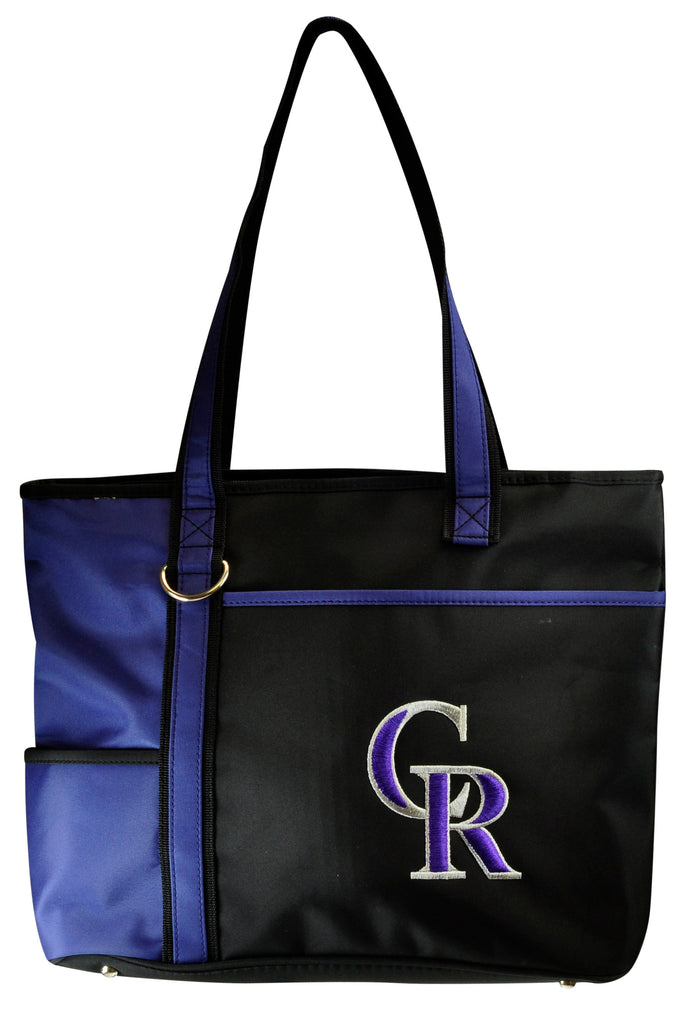 Colorado Rockies Carryall Tote