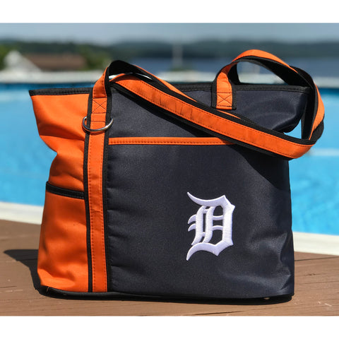 Detroit Tigers Carryall Tote - Charm14
