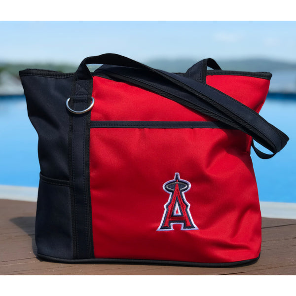 Los Angeles Angels Carryall Tote - Charm14