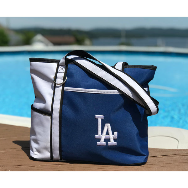 Los Angeles Dodgers Carryall Tote - Charm14