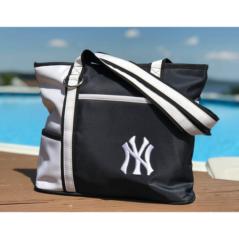 New York Yankees Carryall Tote - Charm14