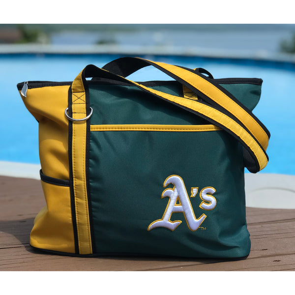 Oakland Athletics Carryall Tote - Charm14