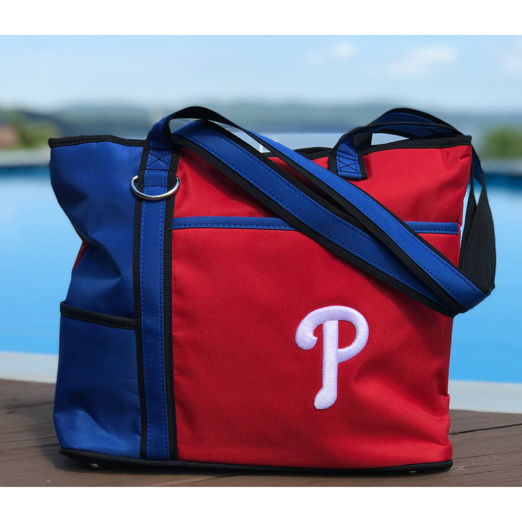 Philadelphia Phillies Carryall Tote - Charm14
