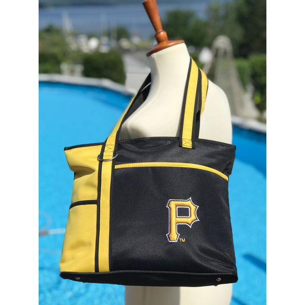 Pittsburgh Pirates Carryall Tote - Charm14
