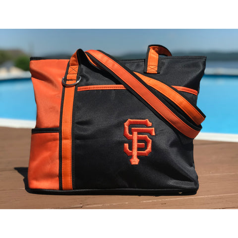 San Francisco Giants Carryall Tote - Charm14