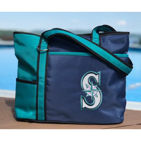Seattle Mariners Carryall Tote - Charm14
