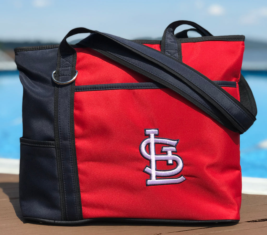 St. Louis Cardinals Carryall Tote - Charm14