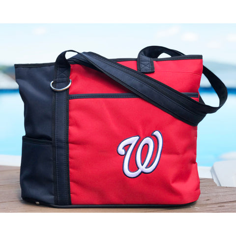 Washington Nationals Carryall Tote - Charm14