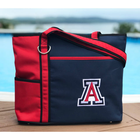Arizona Wildcats Carryall Tote - Charm14