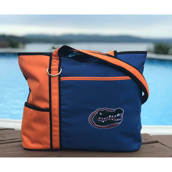 Florida Gators Carryall Tote - Charm14