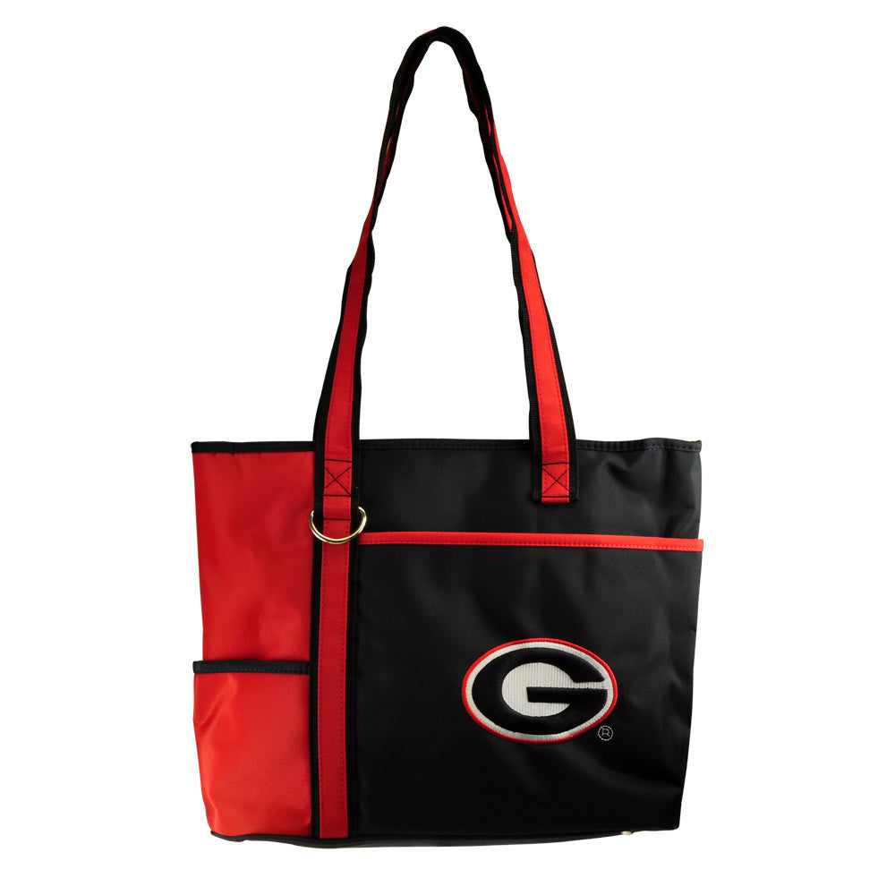 Georgia Bulldogs Carryall Tote