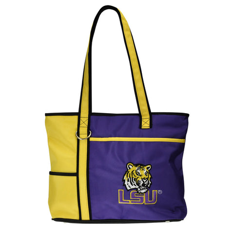 NCAA LSU Tigers Carryall Tote