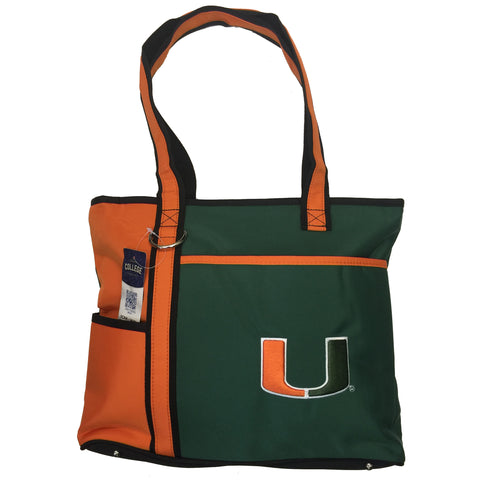 Miami Hurricanes Carryall Tote