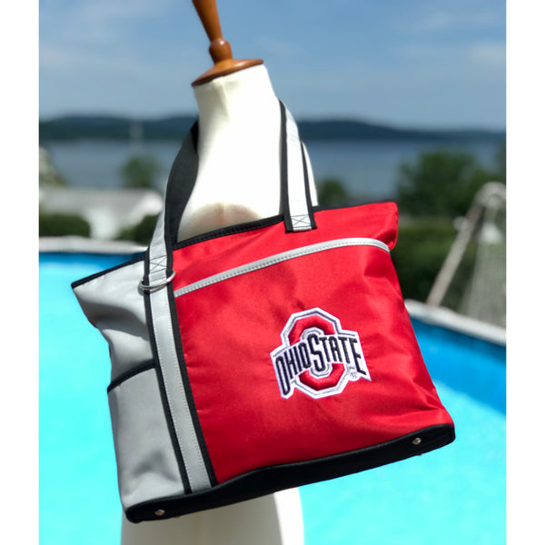 Ohio State Buckeyes Carryall Tote