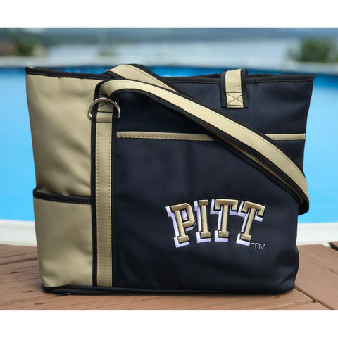 Pittsburgh Panthers Carryall Tote - Charm14