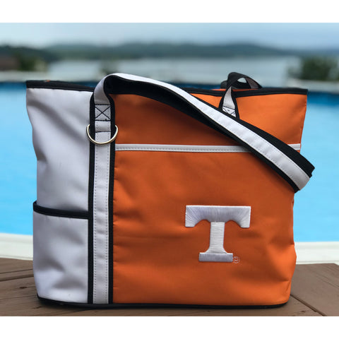 Tennessee Volunteers Carryall Tote - Charm14
