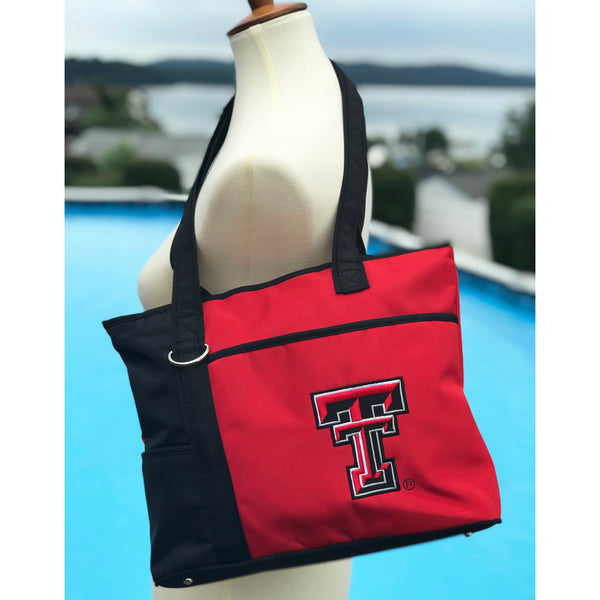 Texas Tech Red Raiders Carryall Tote - Charm14