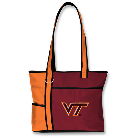 Virginia Tech Hokies Carryall Tote