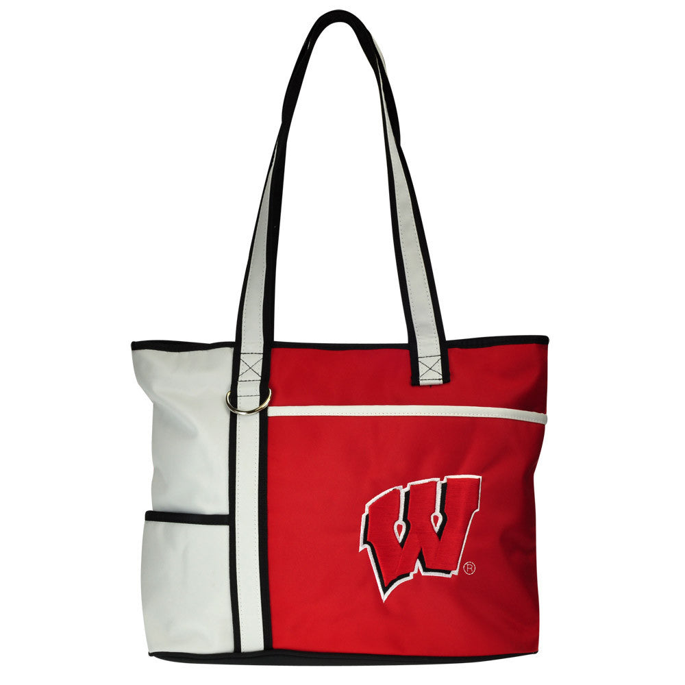 Wisconsin Badgers Carryall Tote