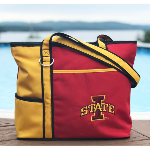 Iowa State Cyclones Carryall Tote - Charm14