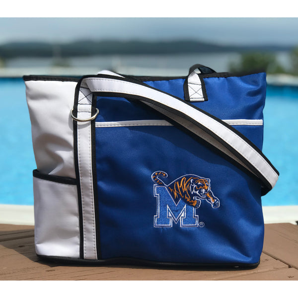 Memphis Tigers Carryall Tote - Charm14