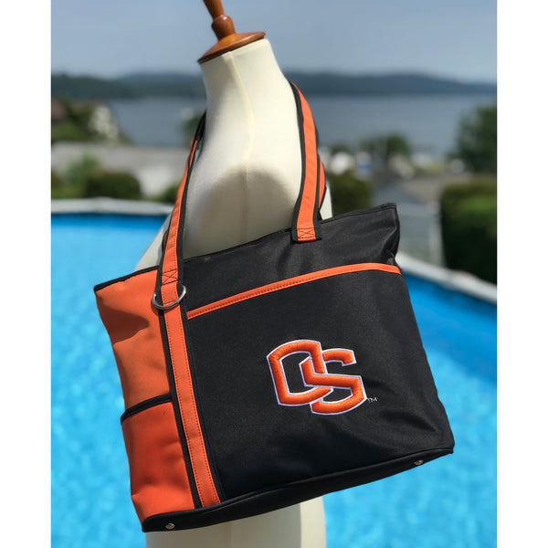 Oregon State Beavers Carryall Tote - Charm14