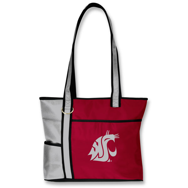 Washington State Cougars Carryall Tote - Charm14