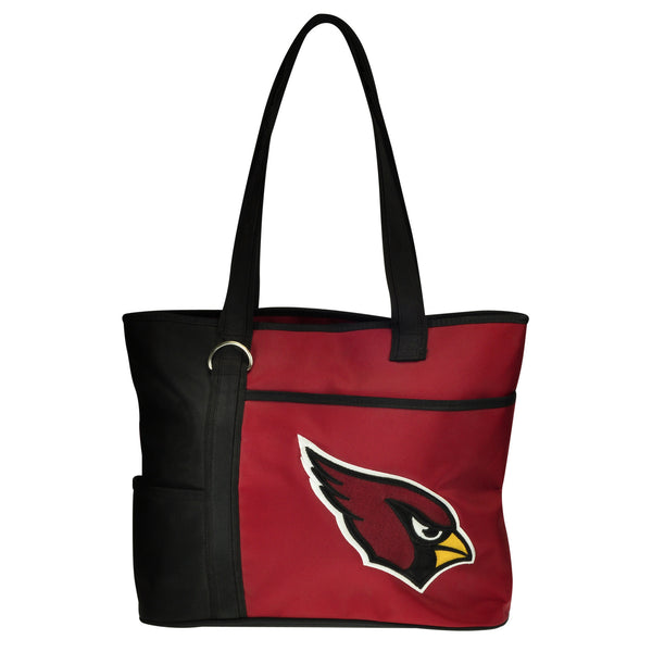 Arizona Cardinals Tote Bag with Embroidered Logo - Charm14