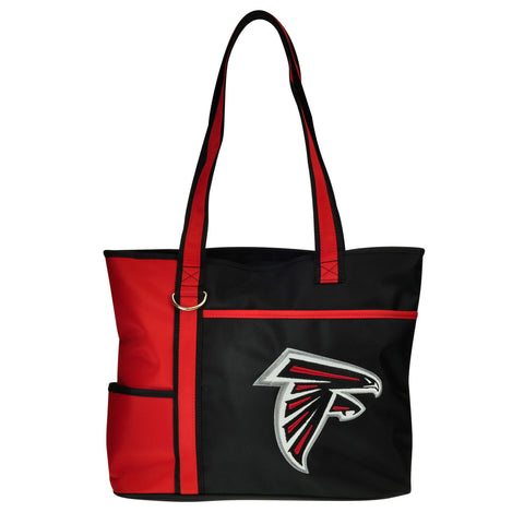 Atlanta Falcons Tote Bag with Embroidered Logo - Charm14