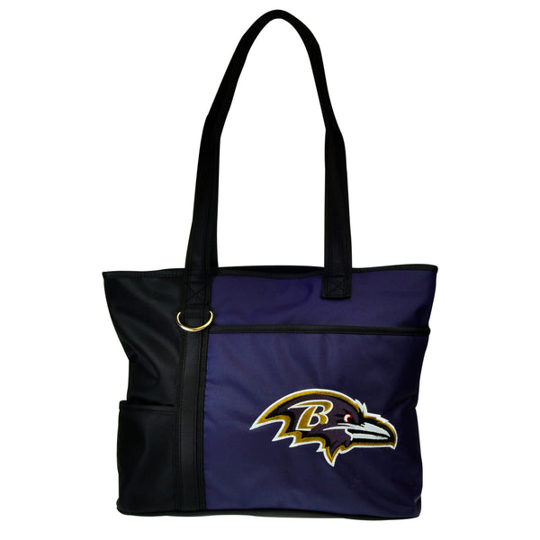 NFL Tote Bag-Embroidered Logo by Little Earth - Charm14