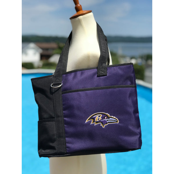 Baltimore Ravens Carryall Tote