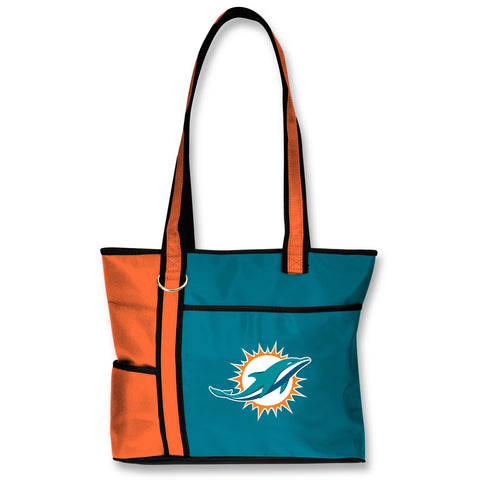 Miami Dolphins Carryall Tote